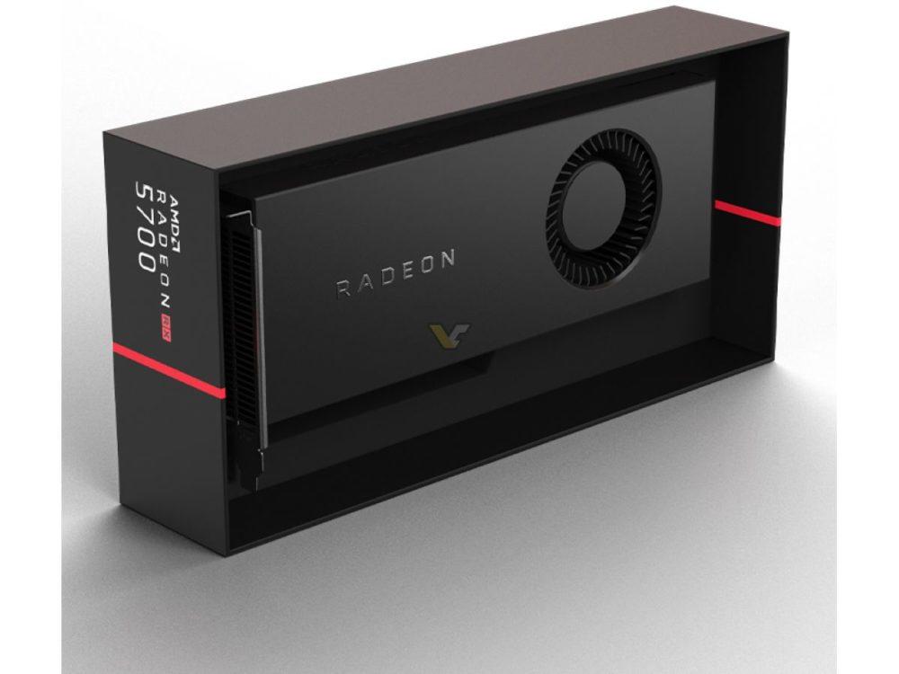Amd Radeon Rx 5700  Xt  Gets Fancy Packaging