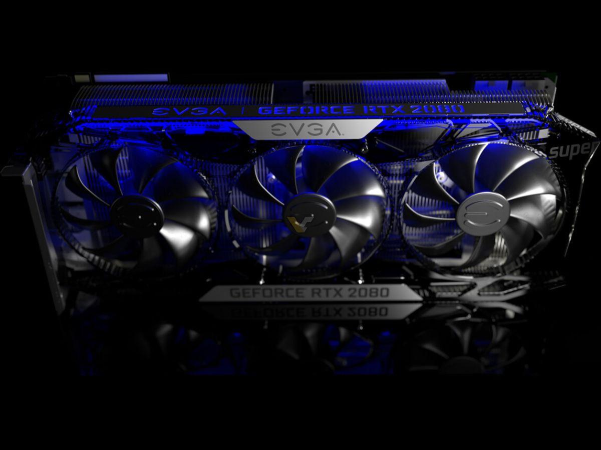 EVGA launches GeForce RTX 2080/2070/2060 SUPER Series - VideoCardz com