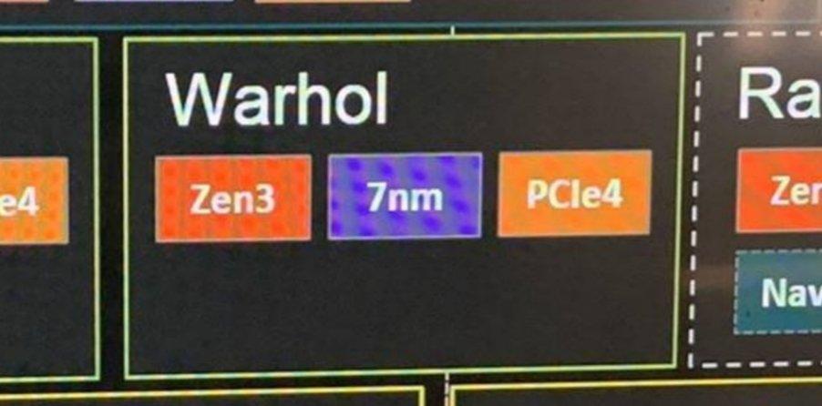 Amd Ryzen 5000 Zen3 Warhol To Succeed Vermeer Videocardz Com