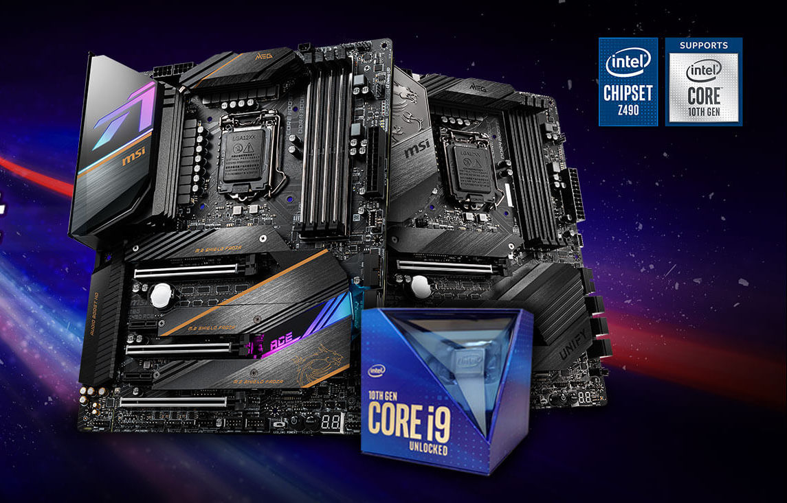 MSI to release BIOS Update for Intel 400-Series Motherboards to Support Re-Size BAR – VideoCardz.com