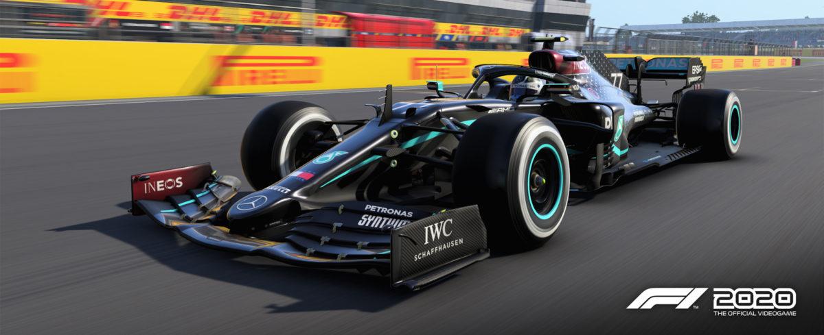 F1 2020 gets NVIDIA DLSS support - VideoCardz.com