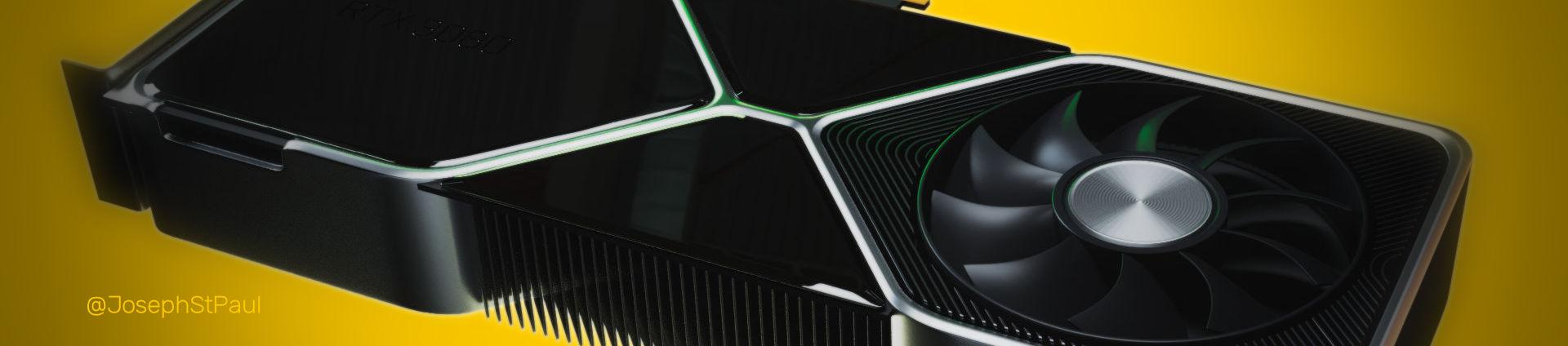 NVIDIA GeForce RTX 30 представят 9 сентября