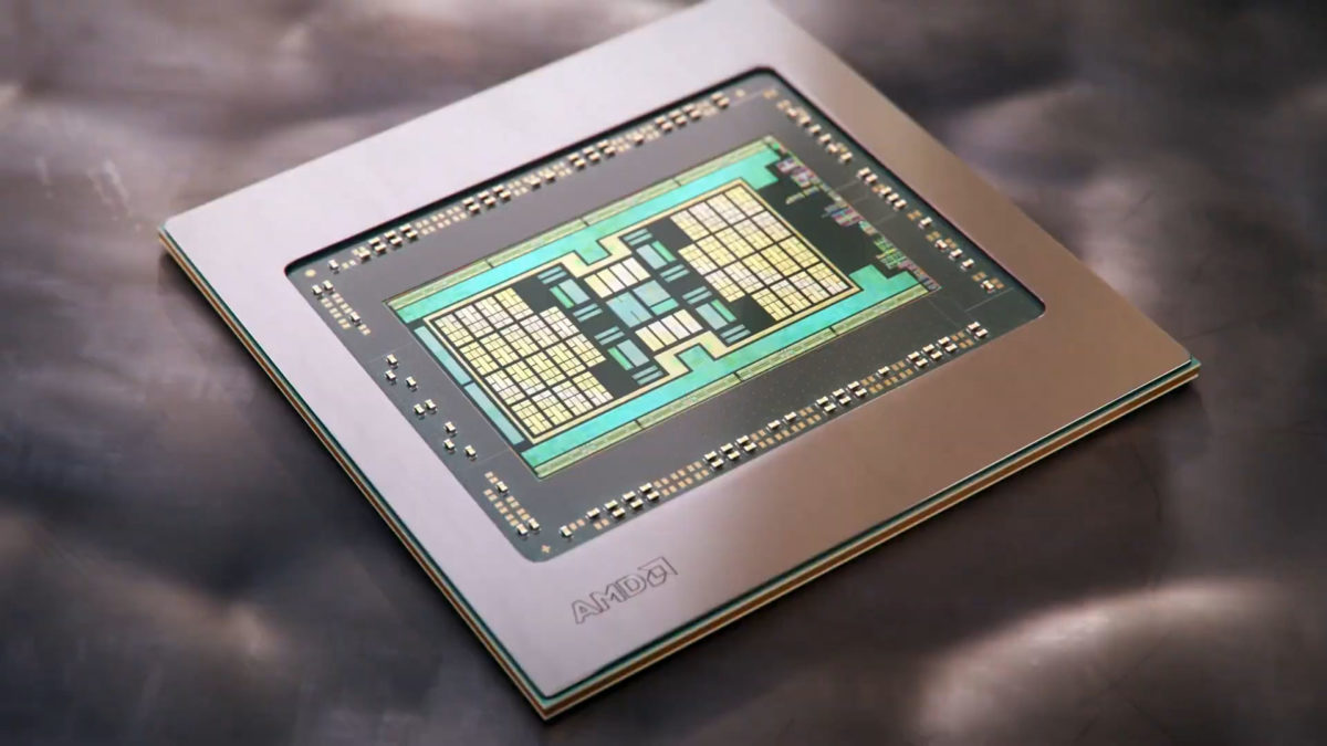 AMD Radeon RX 6000 Big Navi 3