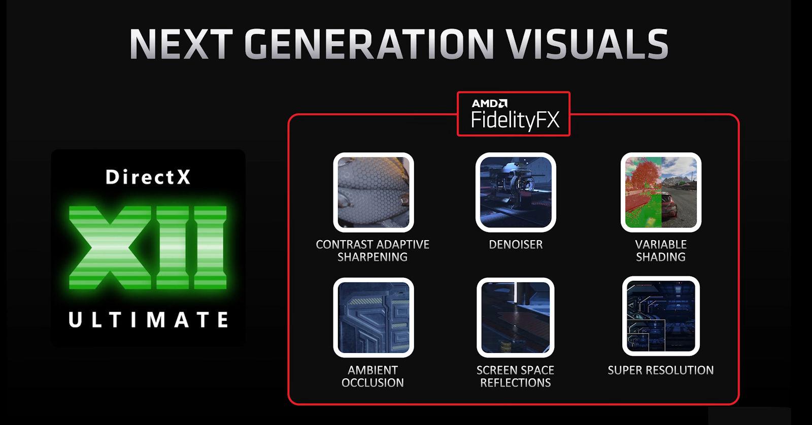AMD's supersampling feature
