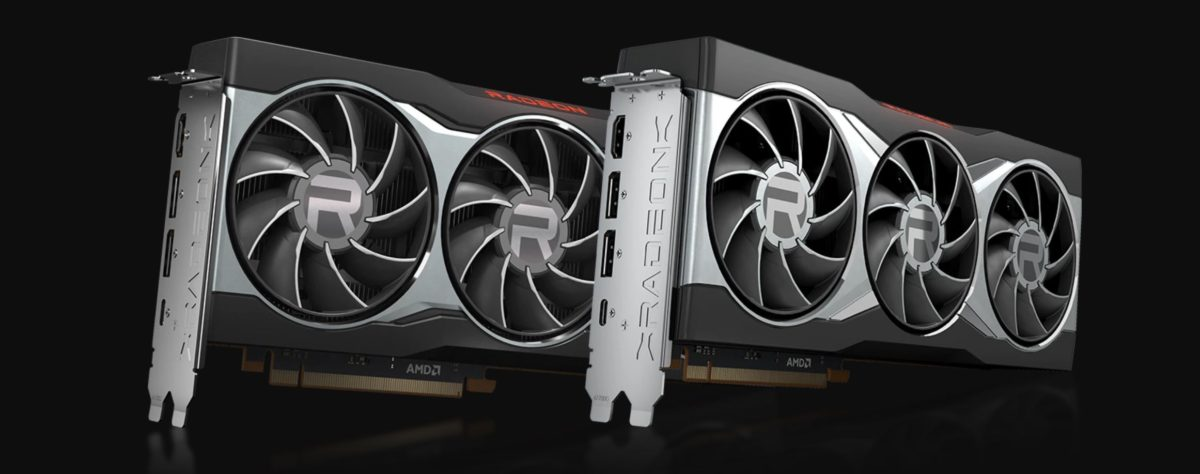 AMD officially unveils Radeon RX 6000 series, starting at 579 USD