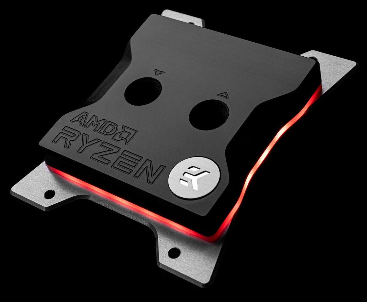 AMD Ryzen Radeon EKWB 2