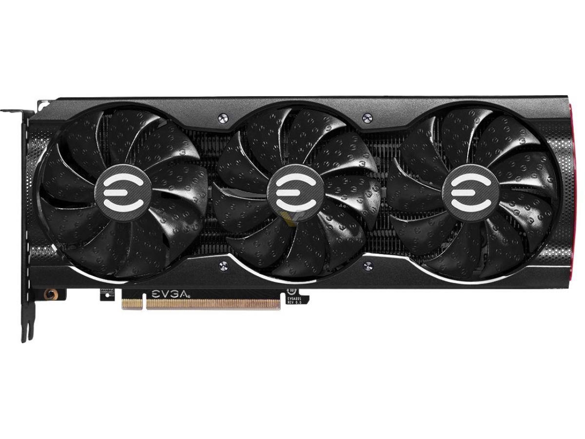 EVGA GeForce RTX 3070 8GB XC3 BLACK LAUNCH EDITION 08G P5 3751 KL12