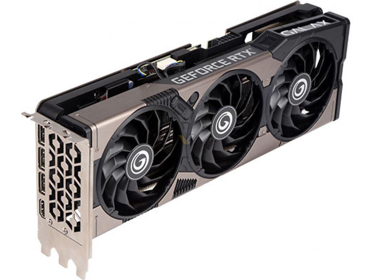 GALAX GeForce RTX 3070 8GB BLACK OC2
