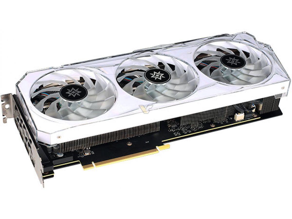 GALAX GeForce RTX 3070 8GB BOOMSTAR OC 3