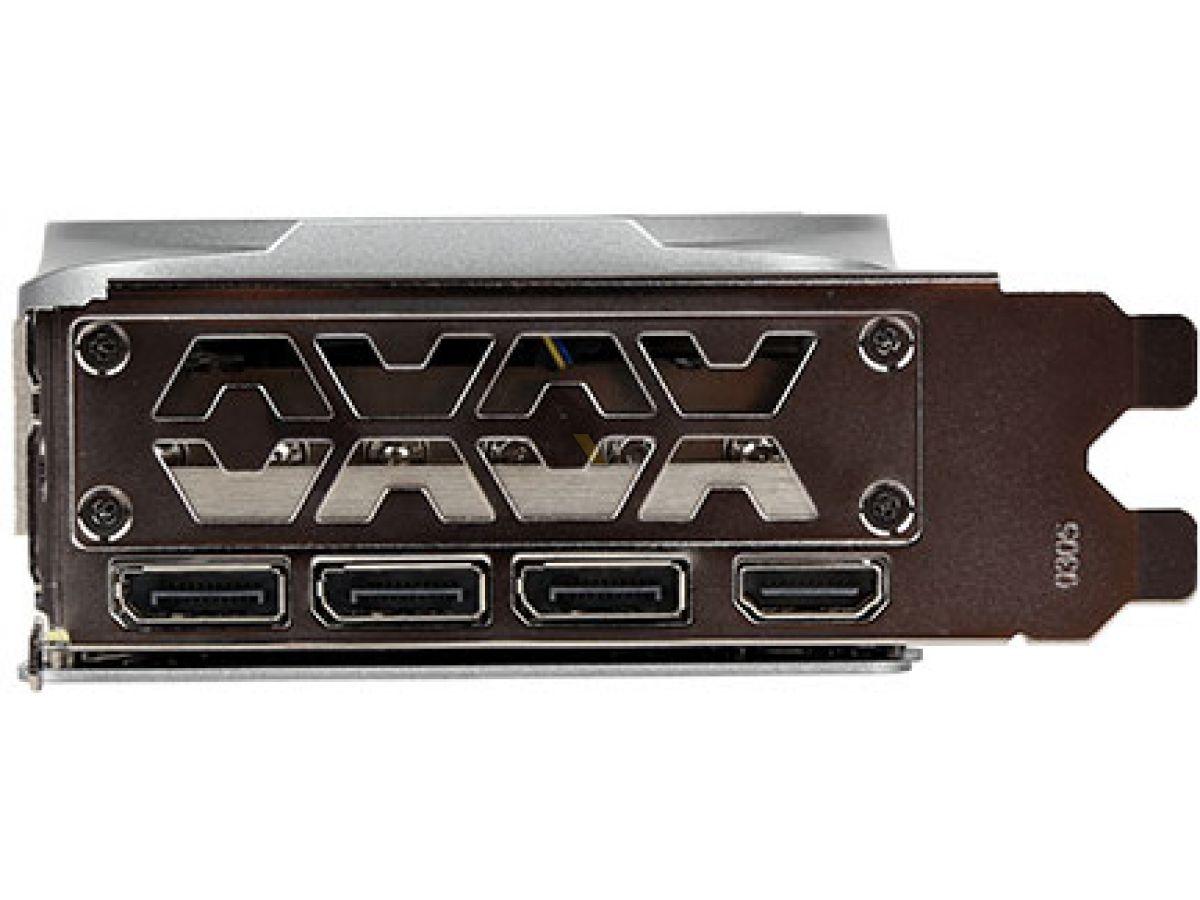 GALAX GeForce RTX 3070 8GB METALTOP OC 2