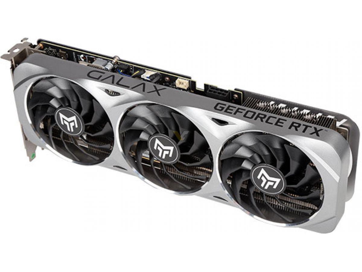 GALAX GeForce RTX 3070 8GB METALTOP OC 3