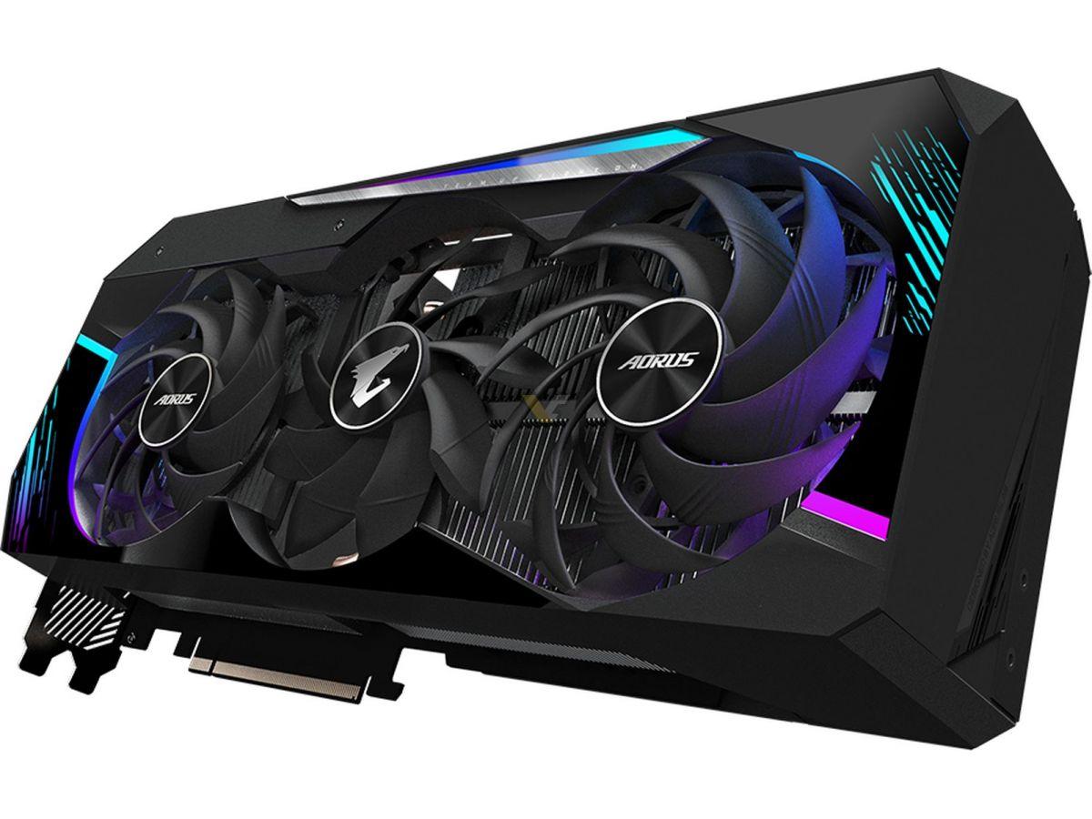 GIGABYTE GeForce RTX 3090 24GB AORUS MASTER GV N3090AORUS M 24GD7