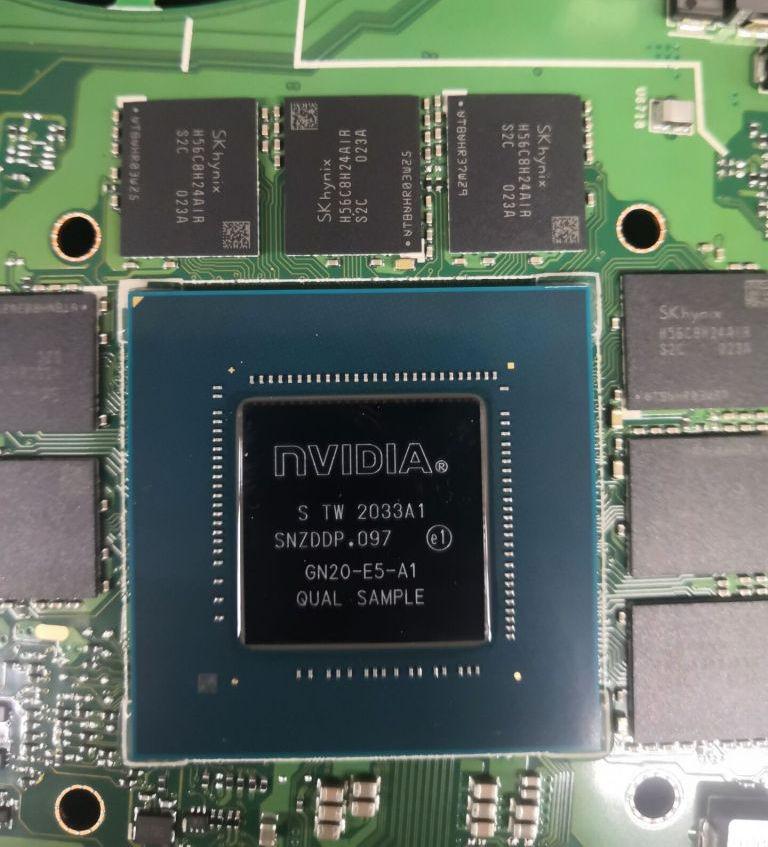 Стала известна производительность мобильной NVIDIA GeForce RTX 3060 в майнинге