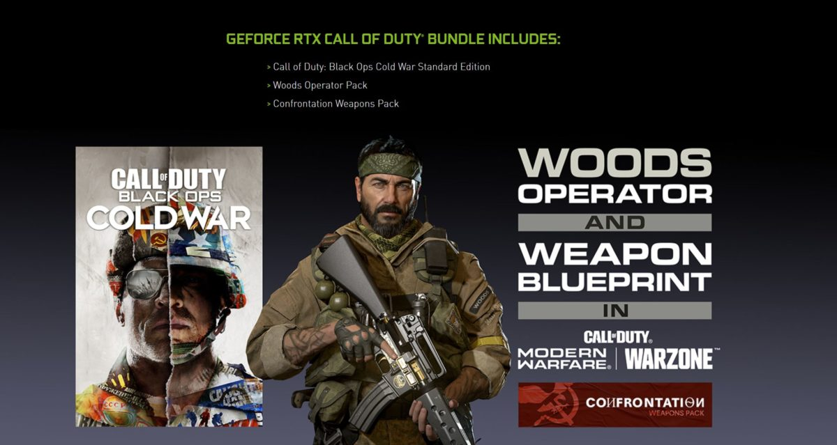 NVIDIA Ultimate Play Call of Duty Black Ops Bundle2