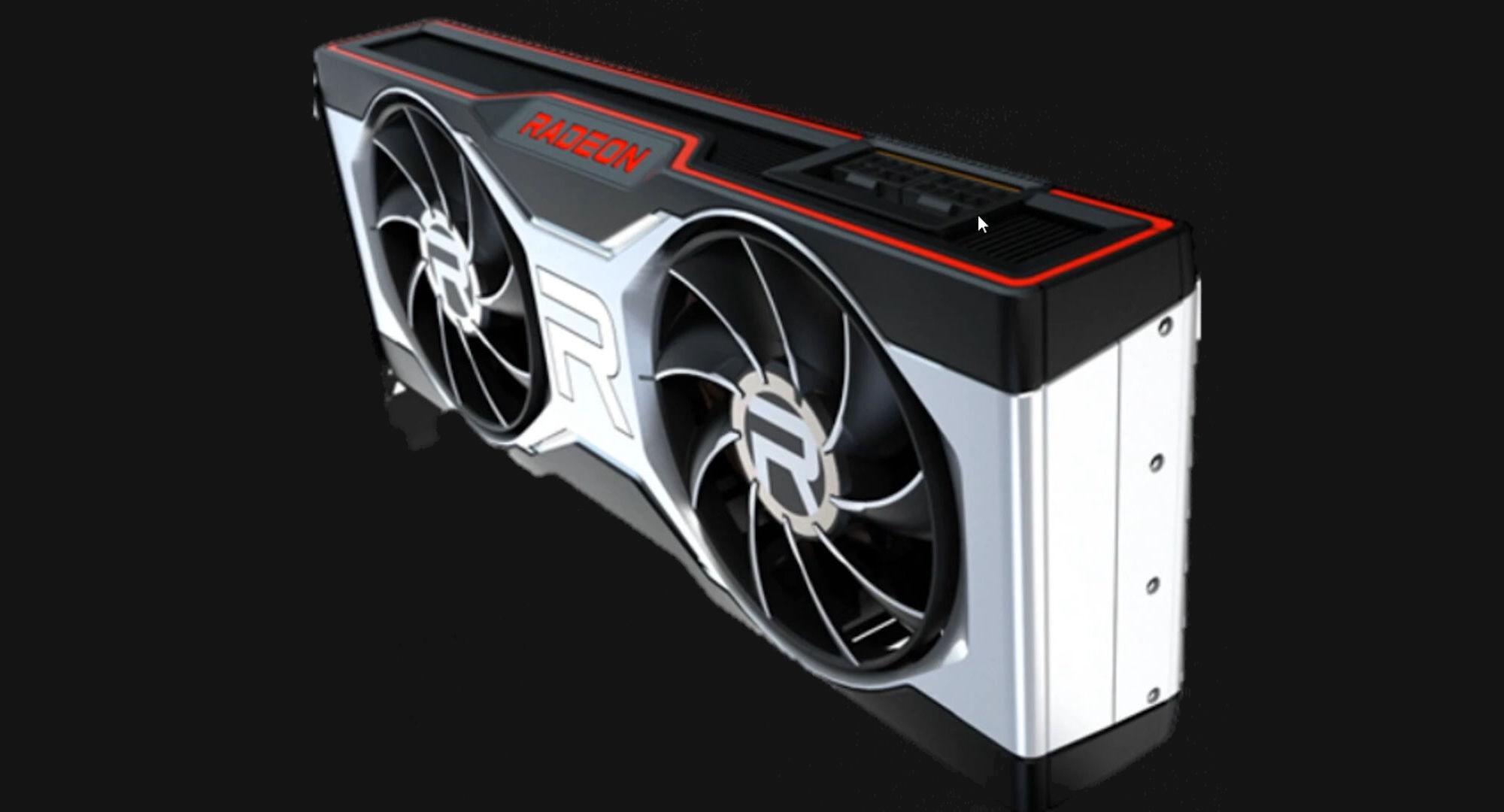 AMD подтверждает, что Radeon RX 6700 XT основана на ГП Navi 22