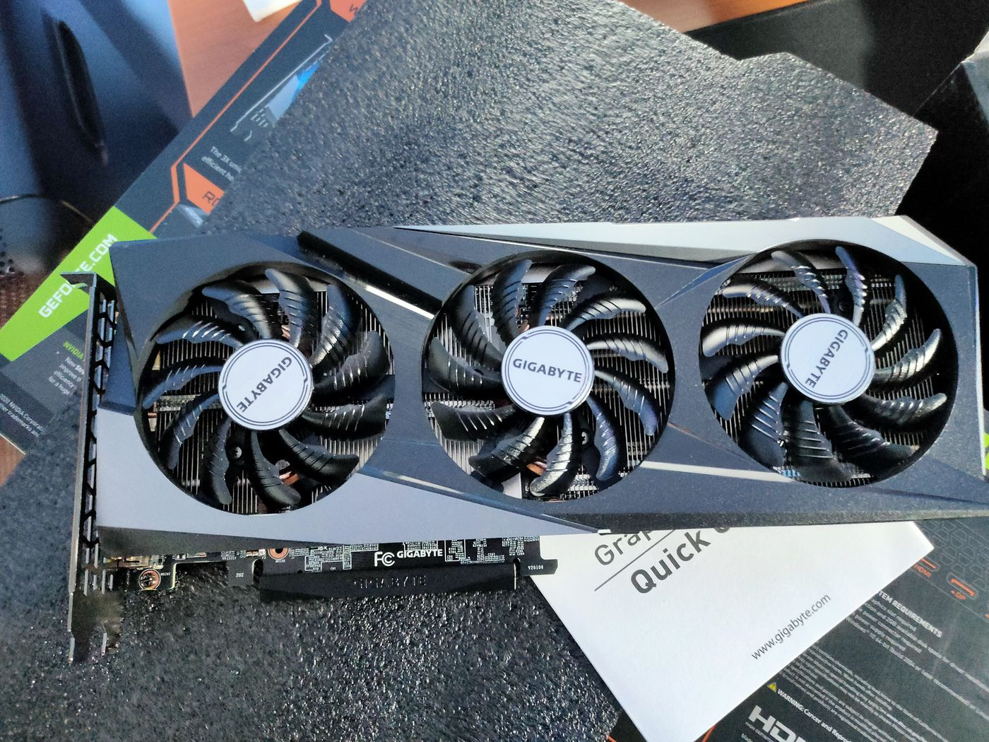 NVIDIA GeForce RTX 3060 Ti already arriving to first customers – VideoCardz.com