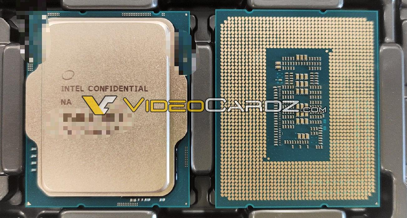 Опубликована новая фотография инженерного образца Intel Alder Lake
