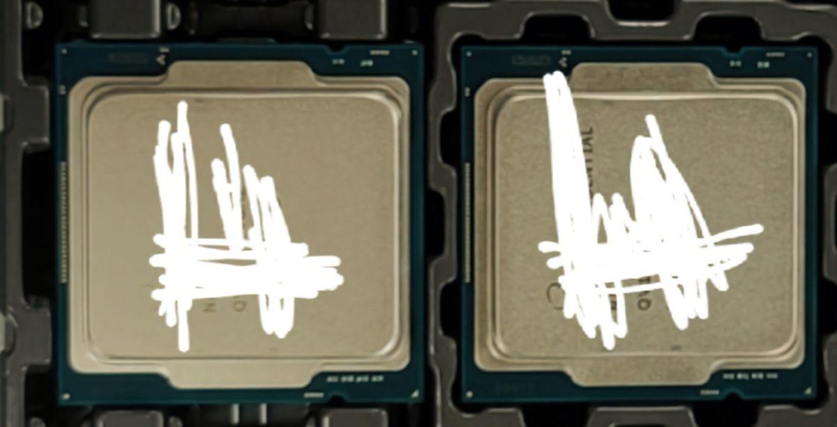 Intel Rocket Lake S 11th CPU 1