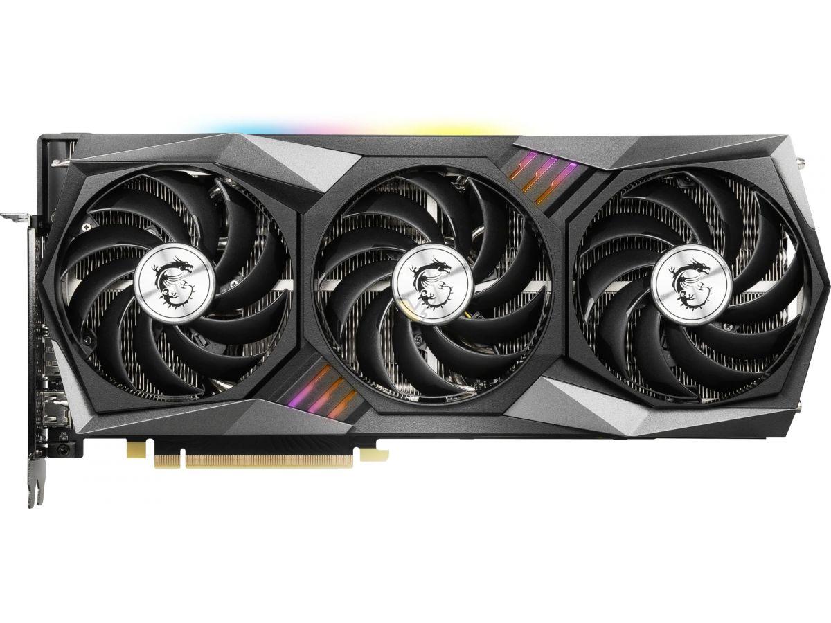 MSI GeForce RTX 3060 Ti 8GB GAMING X TRIO2