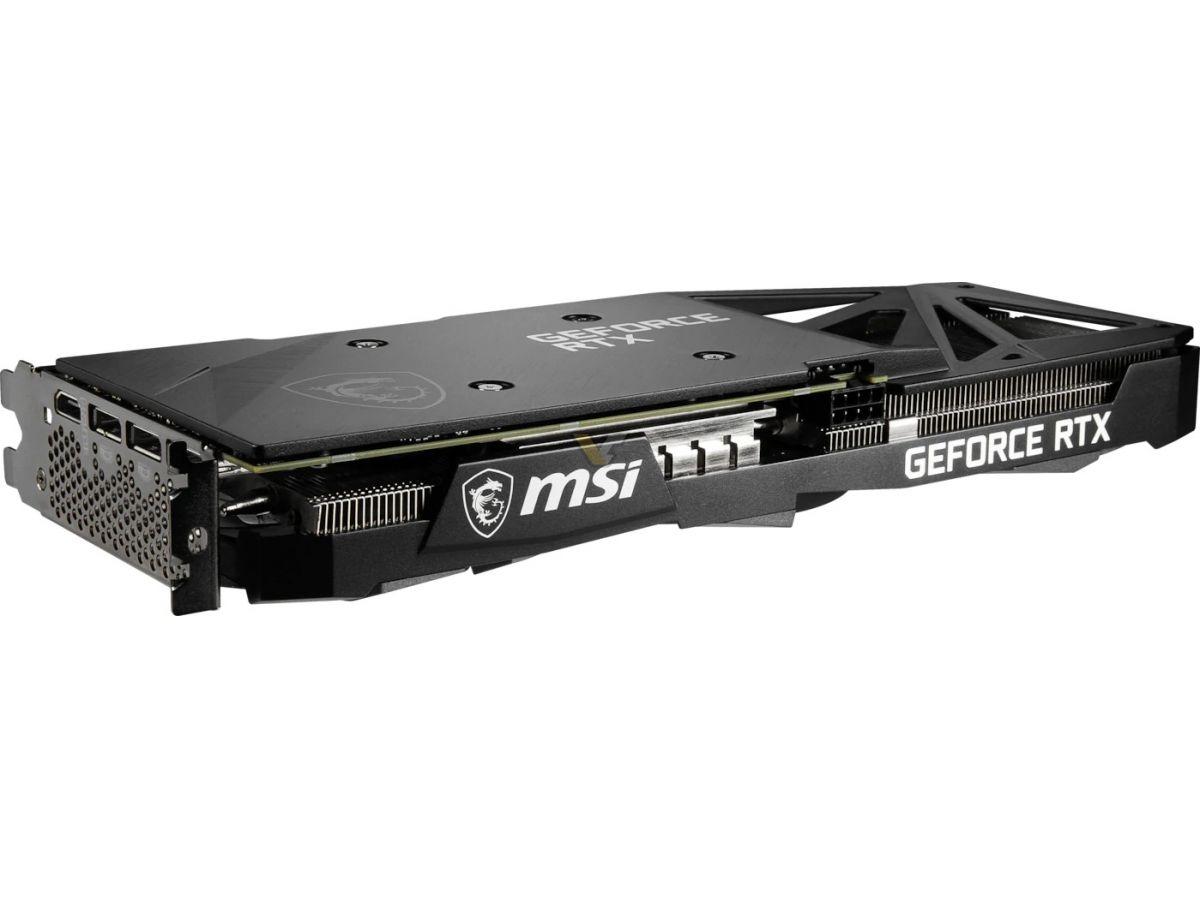MSI GeForce RTX 3060 Ti 8GB VENTUS 3X OC2