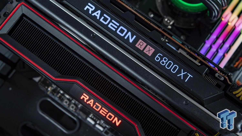 AMD Radeon RX 6800 XT tested in Multi-GPU configuration – VideoCardz.com