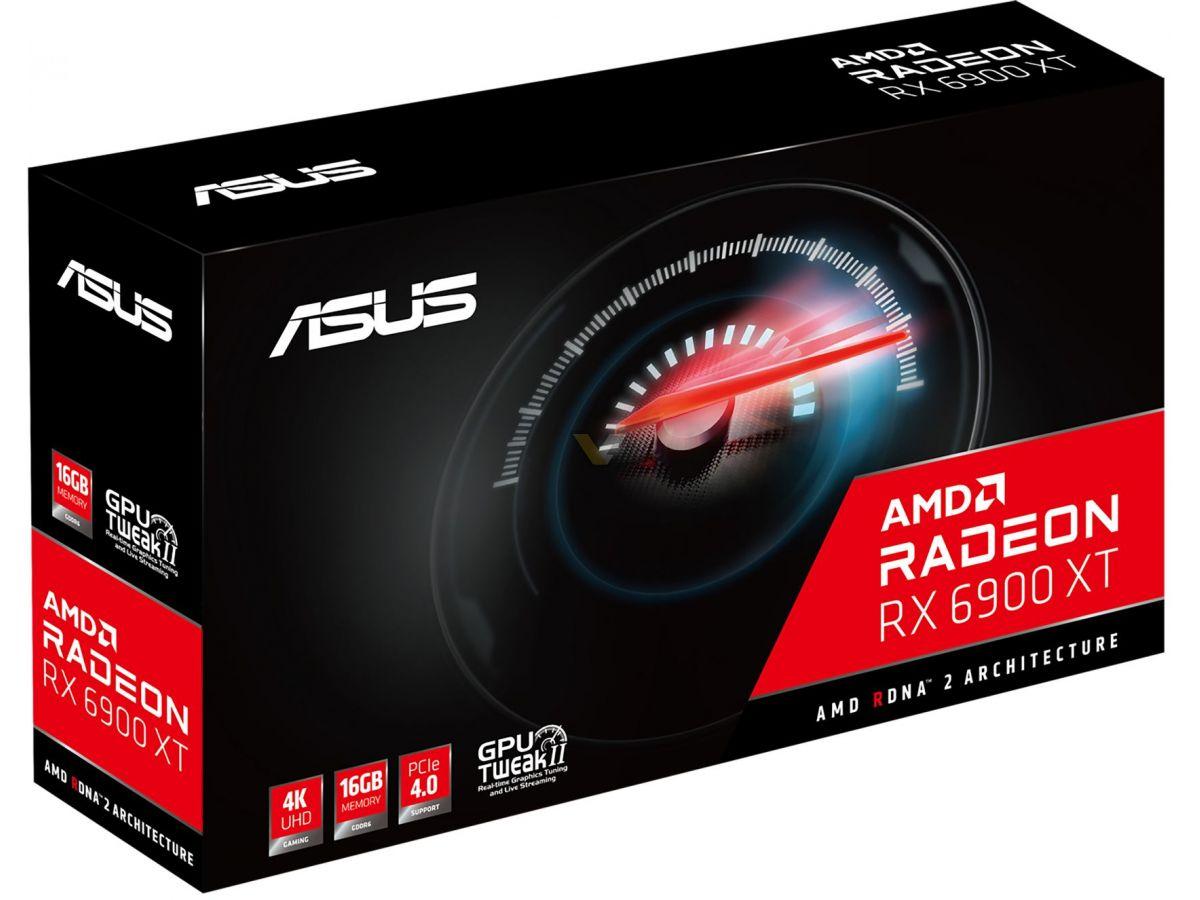 ASUS Radeon RX 6900 XT 16GB 9