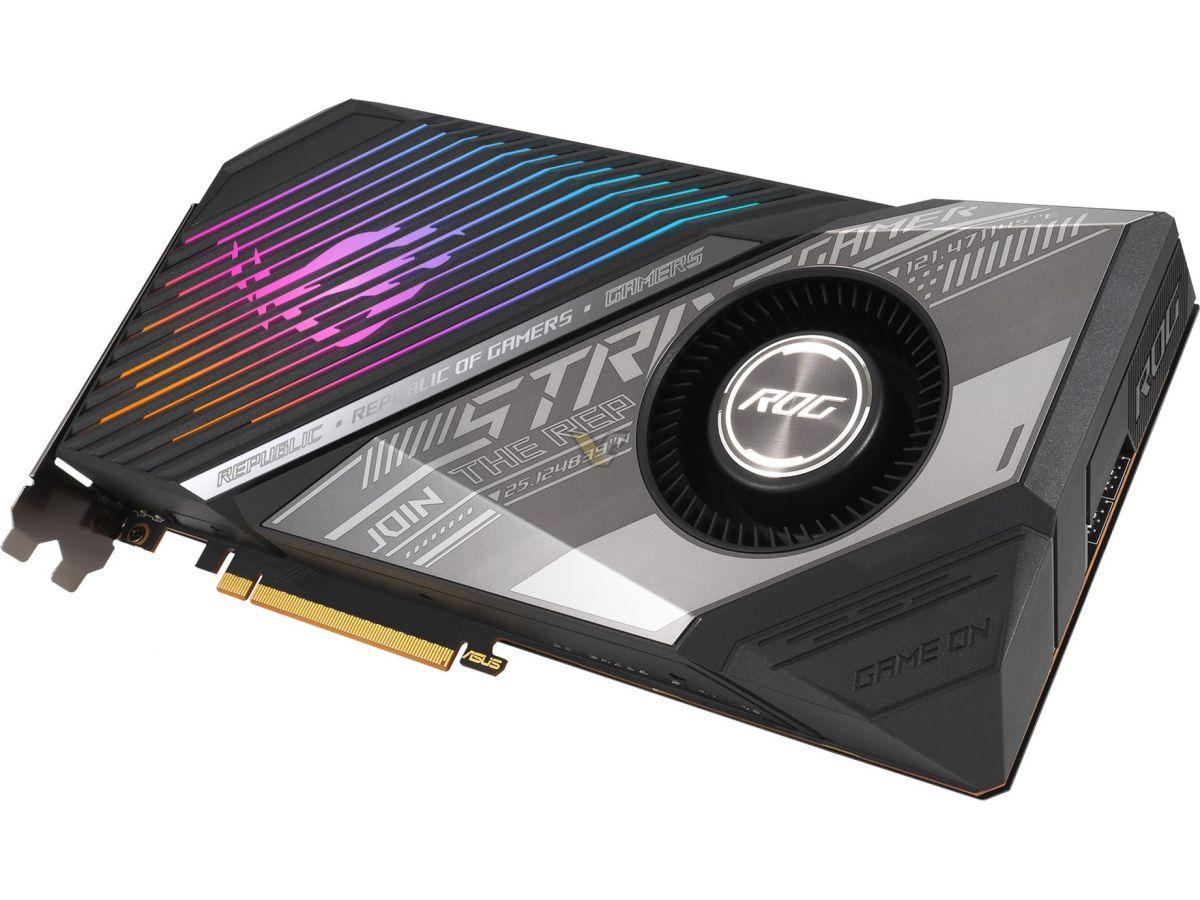 ASUS Radeon RX 6900 XT 16GB ROG STRIX LC OC 2
