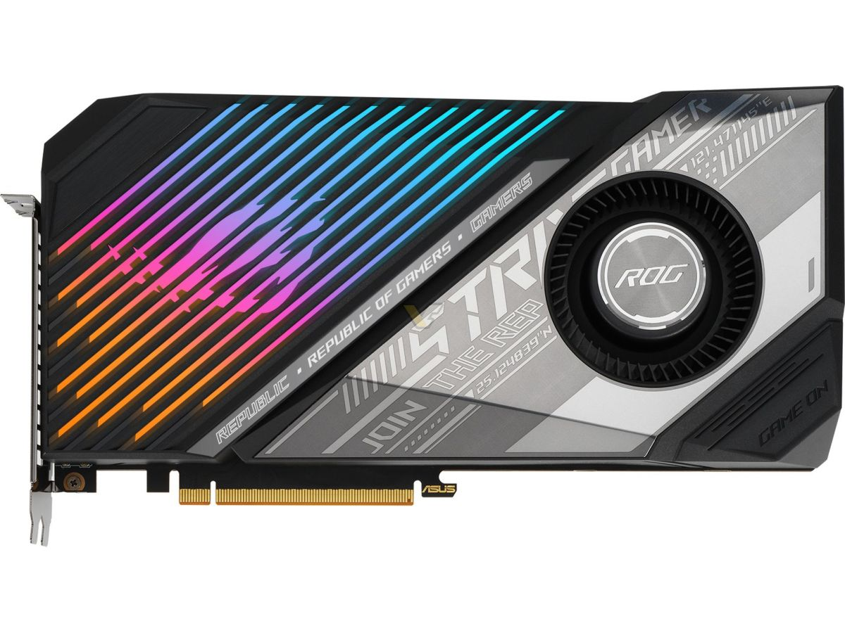 ASUS Radeon RX 6900 XT 16GB ROG STRIX LC OC 3