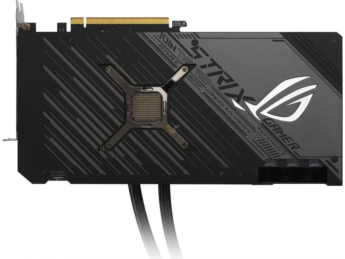 ASUS Radeon RX 6900 XT 16GB ROG STRIX LC OC5