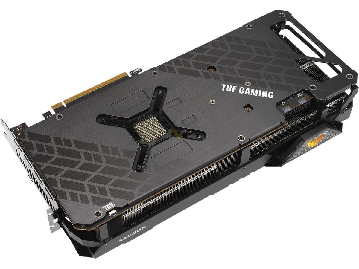 ASUS Radeon RX 6900 XT 16GB TUF OC 10