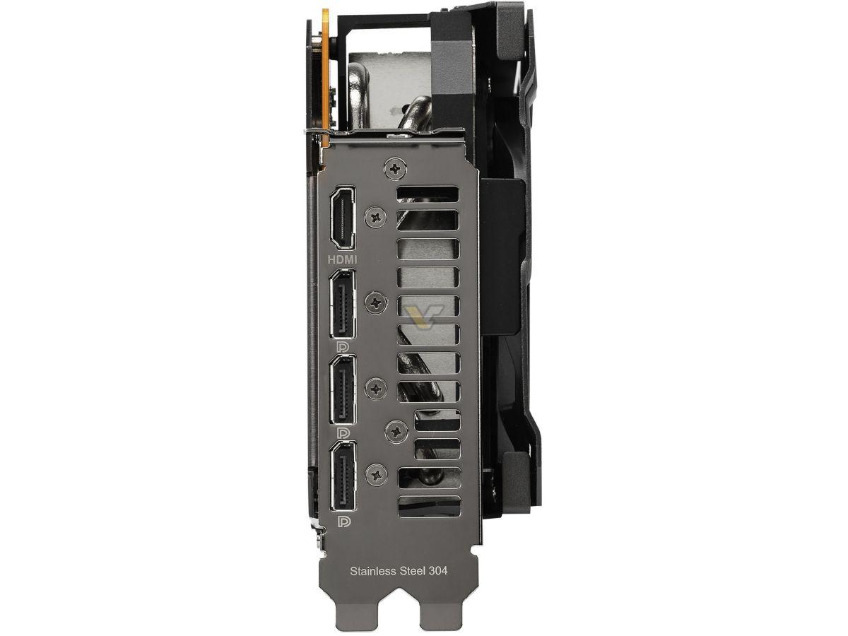 ASUS Radeon RX 6900 XT 16GB TUF OC 4