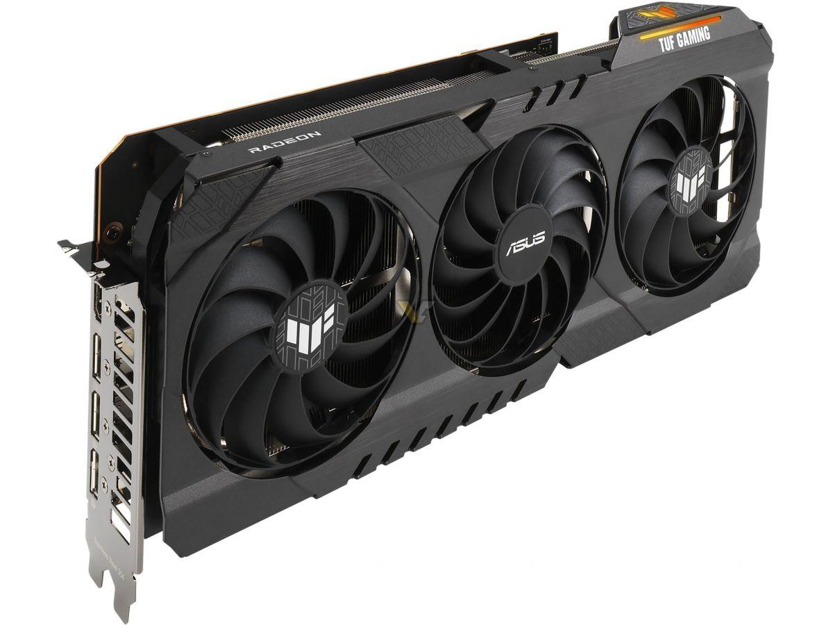 ASUS Radeon RX 6900 XT 16GB TUF OC 7