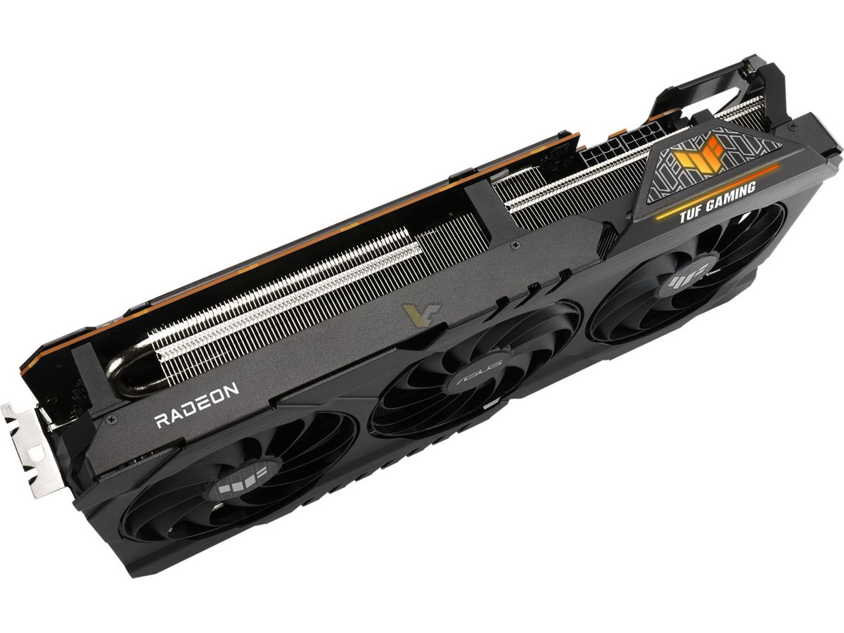 ASUS Radeon RX 6900 XT 16GB TUF OC 8