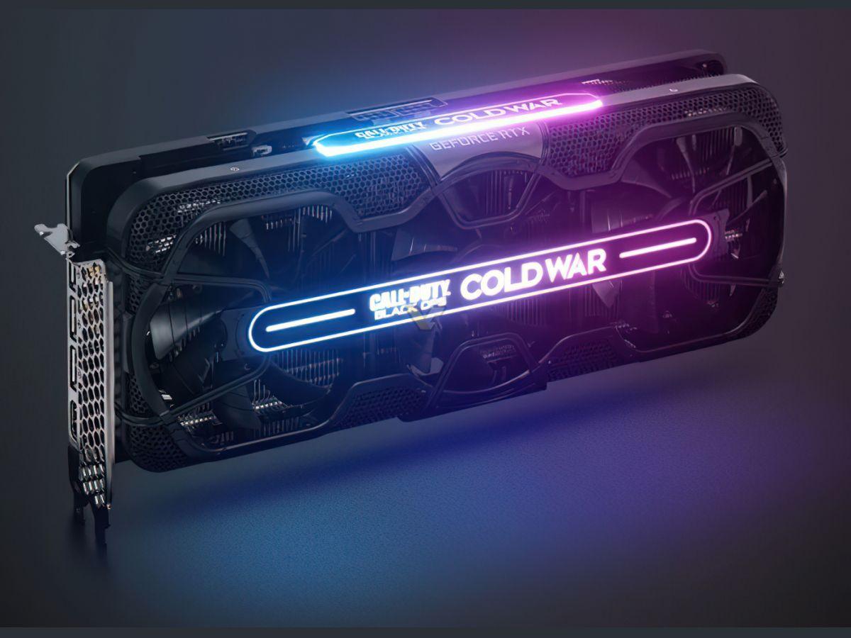 EMTEK announces GeForce RTX 3080 and RTX 3070 HV Black Monster COD Edition – VideoCardz.com