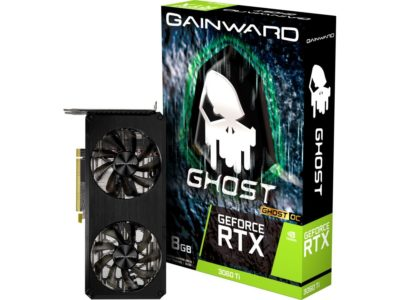 GAINWARD GeForce RTX 3060 Ti 8GB Ghost OC1