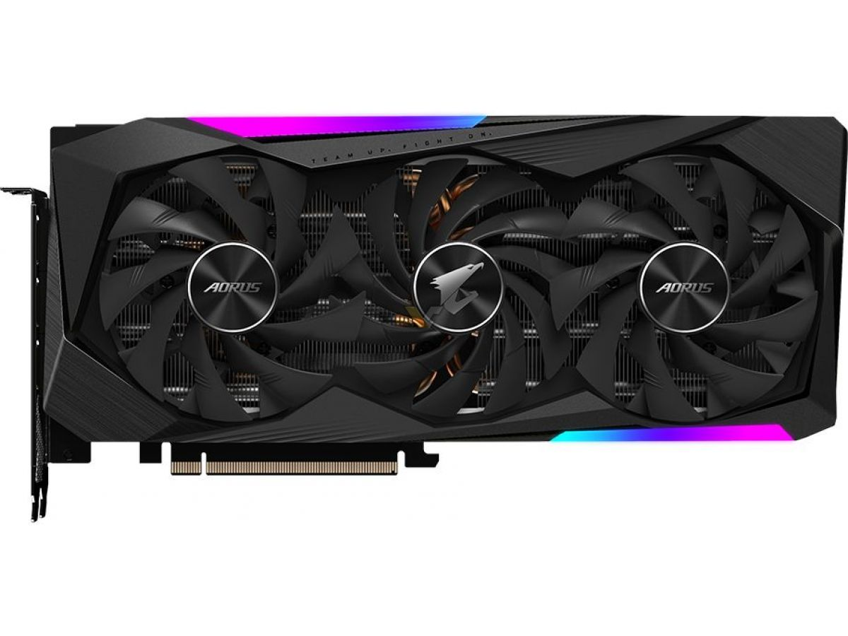 Image of article 'GIGABYTE announces GeForce RTX 3060 Ti graphics cards'