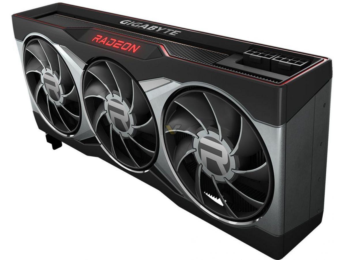 GIGABYTE Radeon RX 6900 XT 16GB 6