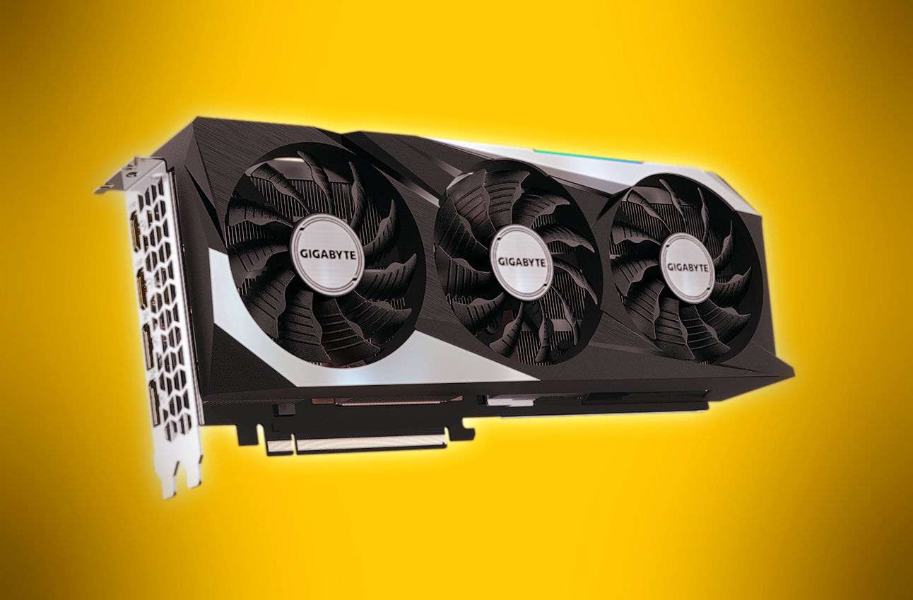 Image of article 'Gigabyte Radeon RX 6900 XT GAMING OC pictured'