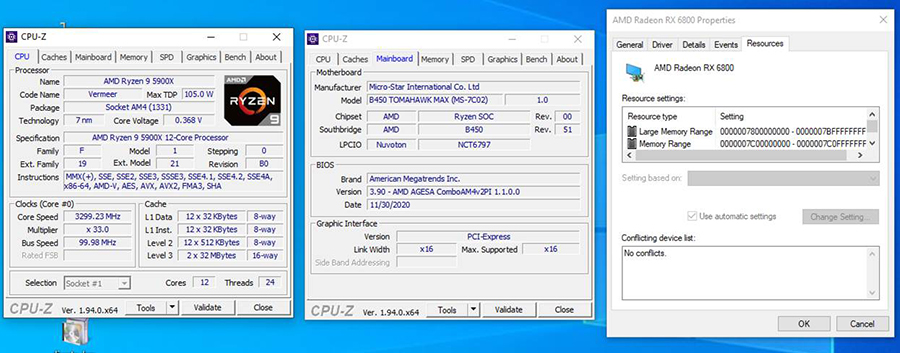 MSI to release BIOS Update for Intel 400 Series Motherboards to Support Re Size BAR 2