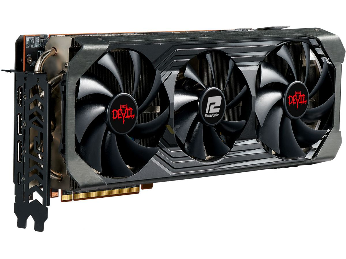 POWERCOLOR RX 6900 XT 16GB Red Devil Limited Edition 1
