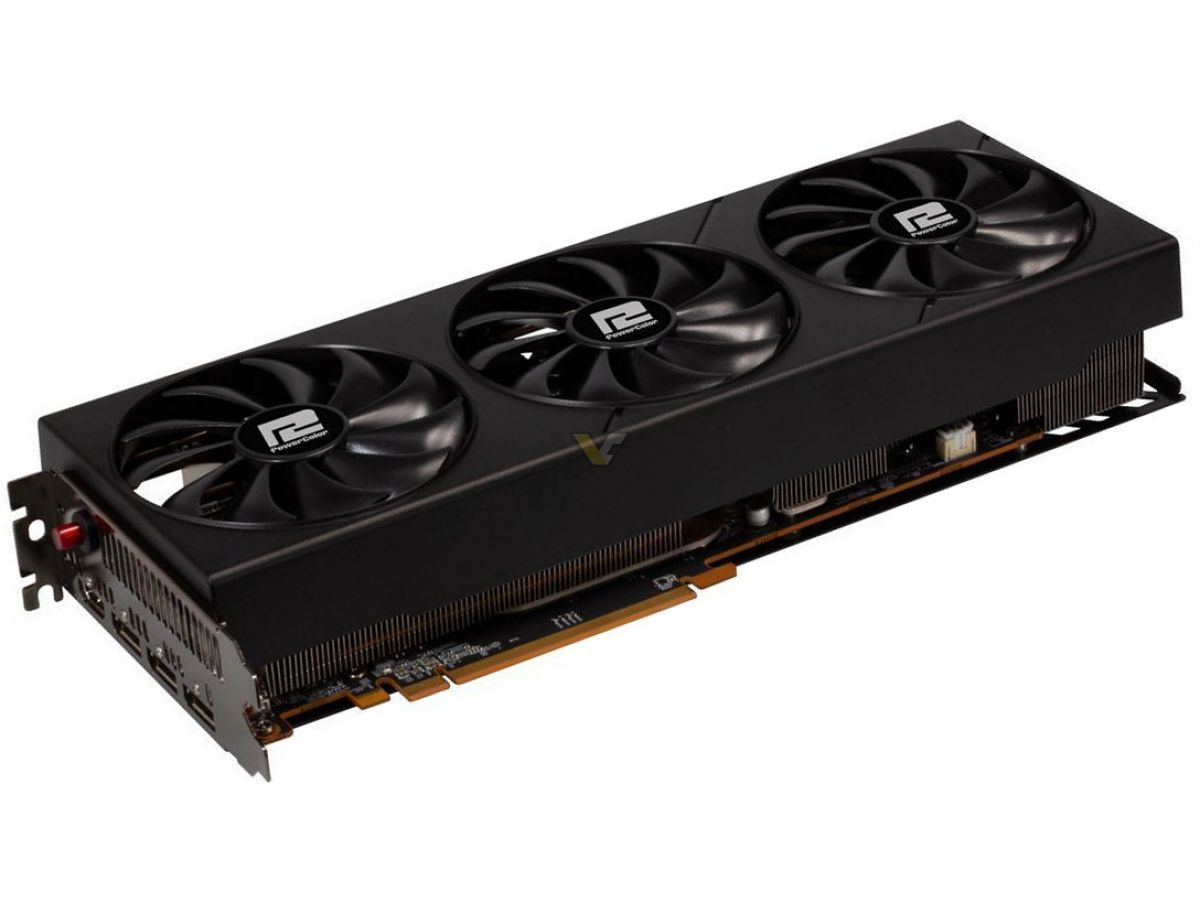 POWERCOLOR Radeon RX 6800 16GB Figther2
