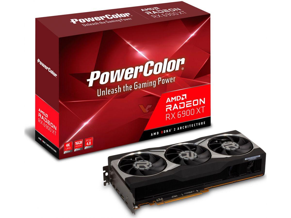PowerColor introduces Radeon RX 6900 XT graphics card