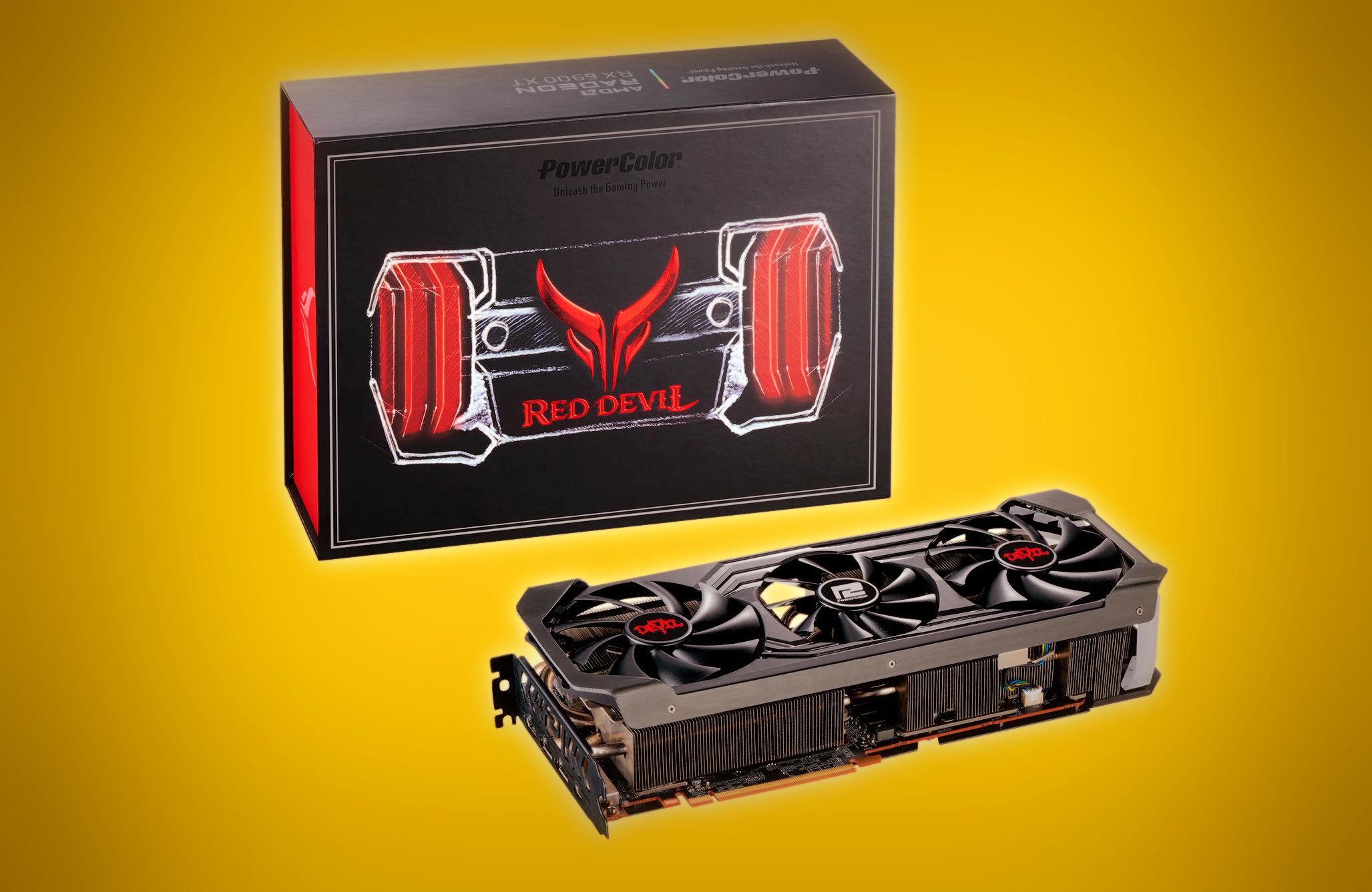 PowerColor Radeon RX 6900 XT Red Devil Limited Edition pictured – VideoCardz.com