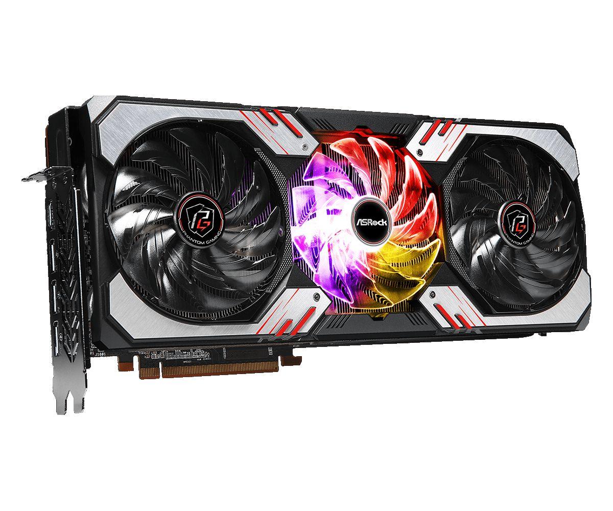 ASRock announces Radeon RX 6900 XT Phantom Gaming D OC – VideoCardz.com