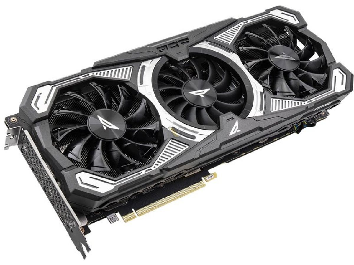 ZOTAC GeForce RTX 3060 Ti 8GB PGF OC2