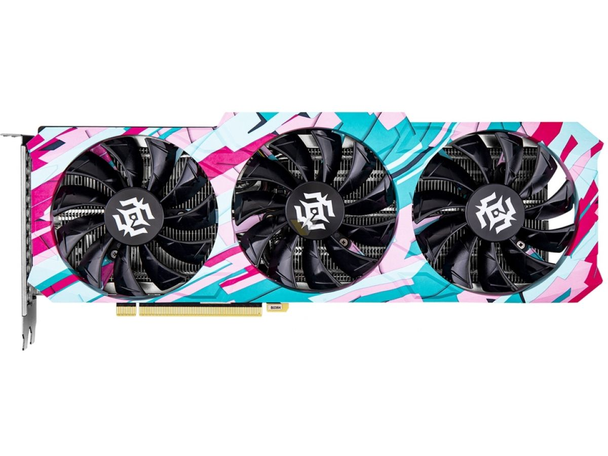 ZOTAC GeForce RTX 3060 Ti 8GB X GAMING OC3
