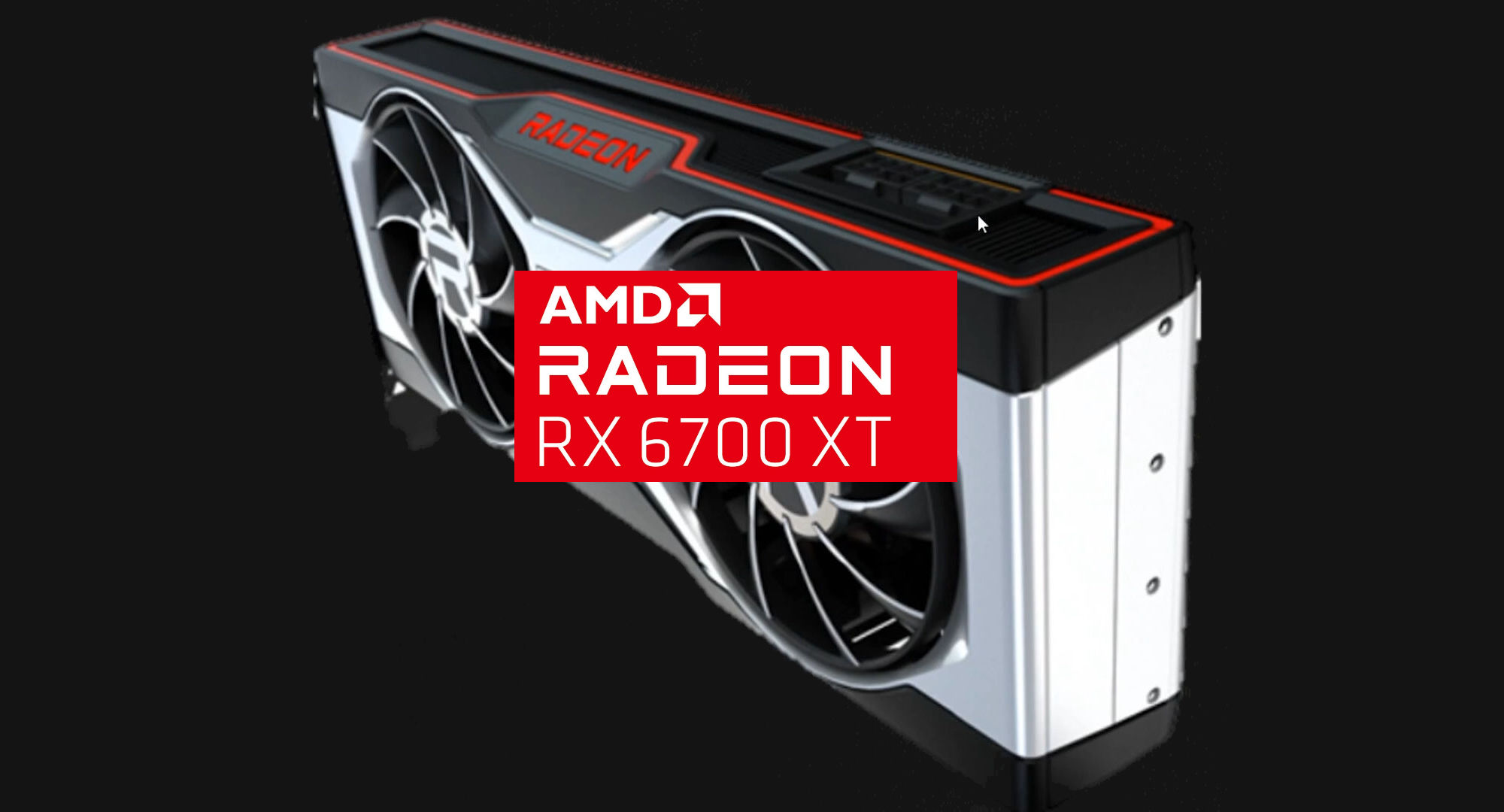 AMD Radeon RX 6700 XT teased with 12GB GDDR6 memory – VideoCardz.com
