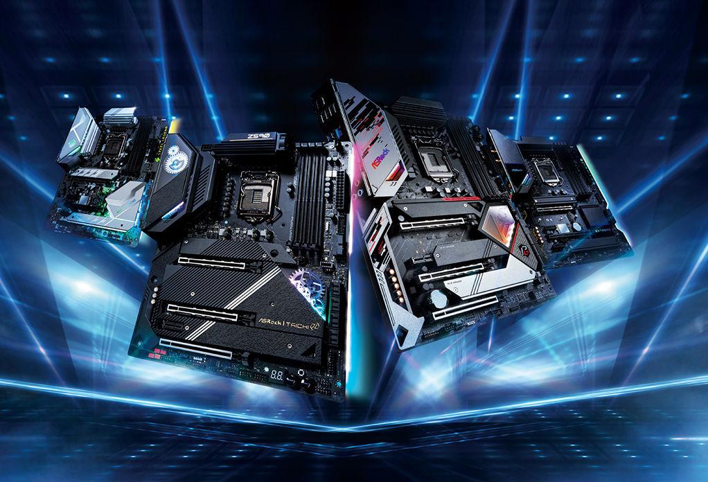 ASRock announces Intel 500-series motherboards – VideoCardz.com