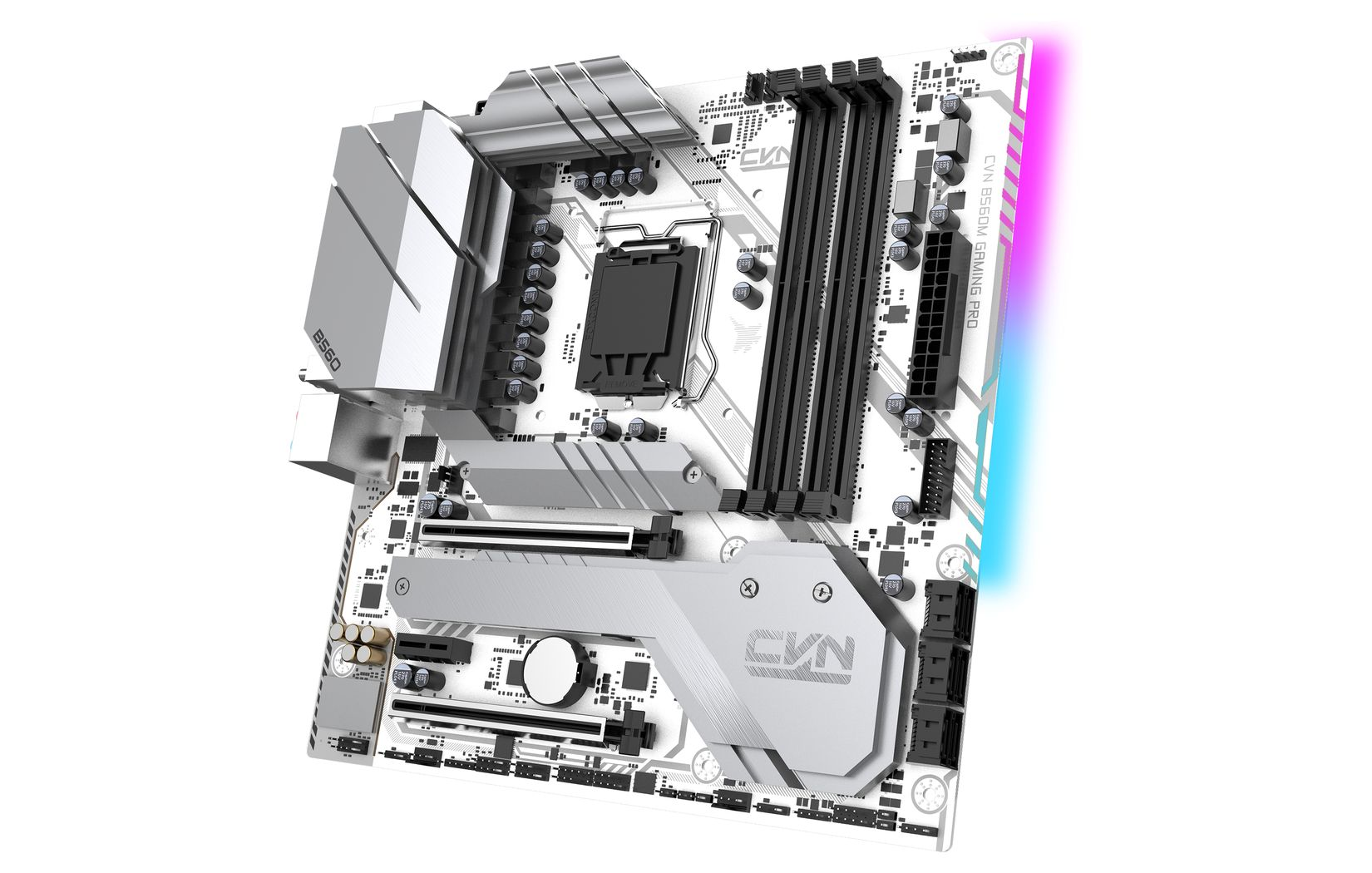 COLORFUL Introduces iGame Z590 Vulcan W and CVN B560M GAMING FROZEN Motherboards – VideoCardz.com