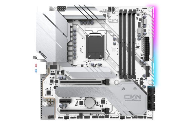 CVN B560M Gaming Pro 4 videocardz